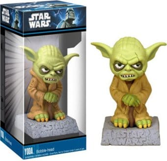 "Star Wars - Yoda: Mini 4.5"" Monster Mash-Up Wacky"