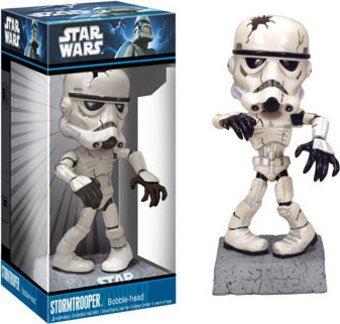 "Star Wars - Stormtrooper Mini 4.5"" Monster"