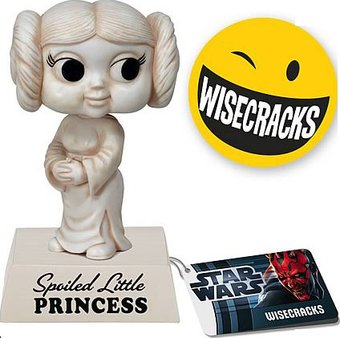 Princess Leia: Spoiled Little Princess -
