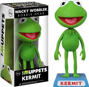 The Muppets - Kermit the Frog Bobble Head