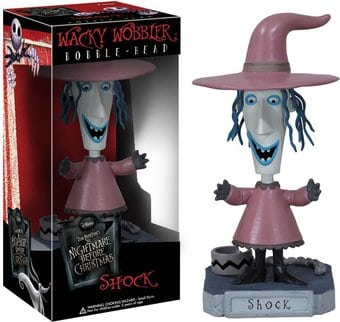 Nightmare Before Christmas - Shock Wacky Wobbler