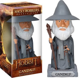 The Hobbit - Gandalf Wacky Wobbler