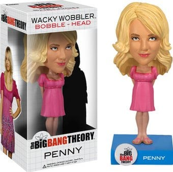 The Big Bang Theory - Penny Wacky Wobbler