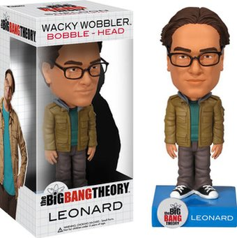 The Big Bang Theory - Leonard Wacky Wobbler