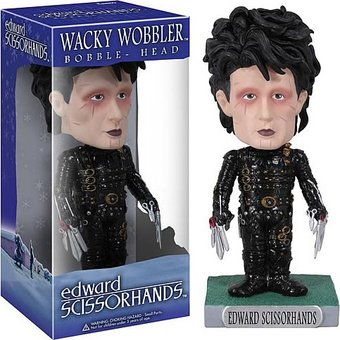 Edward Scissorhands - Wacky Wobbler