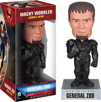 Superman: Man of Steel - General Zod Wacky Wobbler