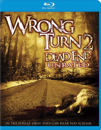 Wrong Turn 2 (Blu-ray, Unrated)