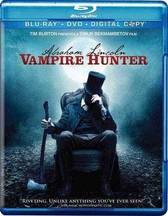 Abraham Lincoln: Vampire Hunter (Blu-ray)
