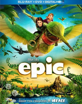 Epic (Blu-ray + DVD)