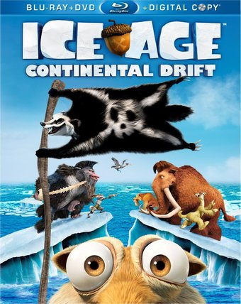 Continental Drift (Blu-ray)