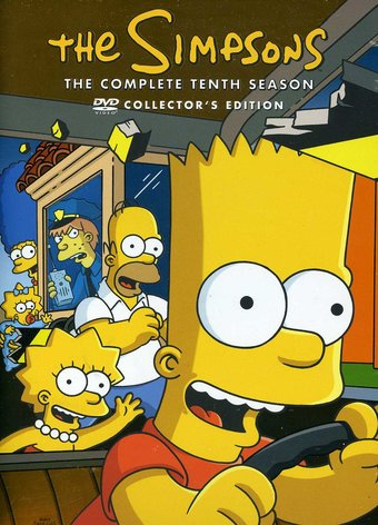 Complete Season 10 (3-DVD)
