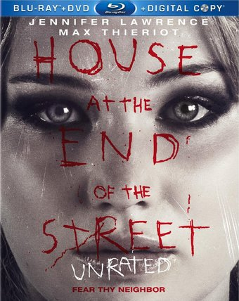 House at the End of the Street (Blu-ray + DVD)