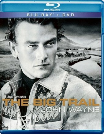 The Big Trail (Blu-ray + DVD)