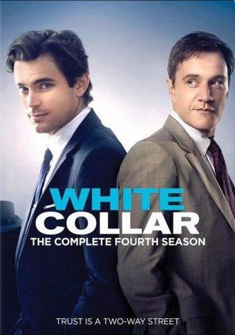 White Collar - Complete 4th Season (4-DVD)