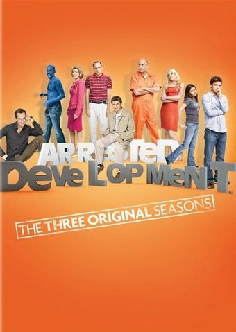 Three Original Seasons (8-DVD)