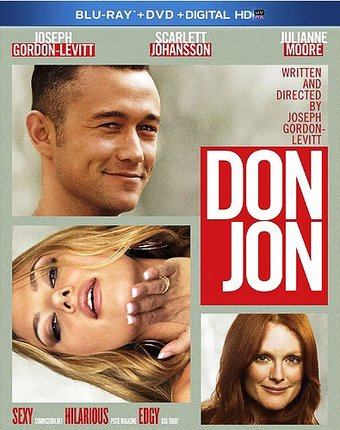 Don Jon (Blu-ray + DVD)