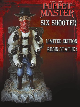 Full Moon Pictures - Six Shooter - Resin Statue