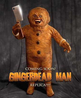 Full Moon Pictures - Gingerdead Man - Replica