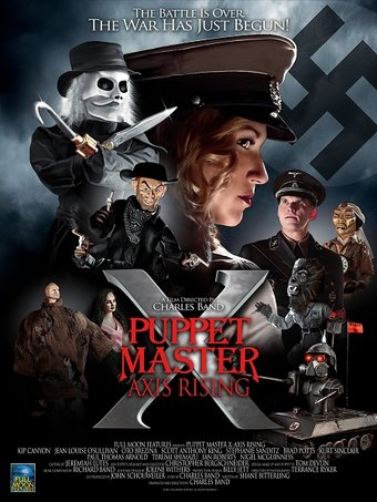 Full Moon Pictures - Puppet Master X - Movie