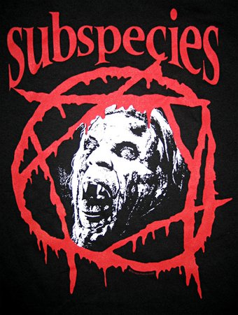 Full Moon Pictures - Subspecies - Classic -