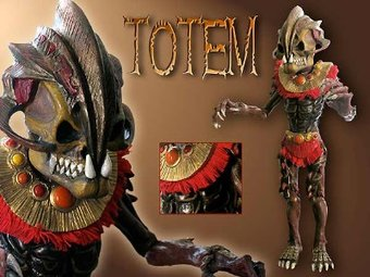 Full Moon Pictures Replica: Totem