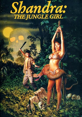 Shandra: The Jungle Girl