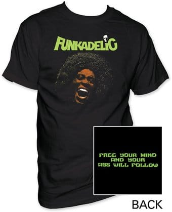 Funkadelic Free Your Mind (T-Shirt)