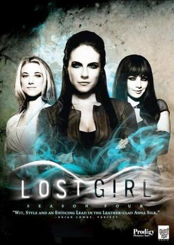 Lost Girl - Season 4 (5-DVD)