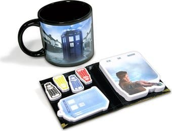 Doctor Who Gift Set 2