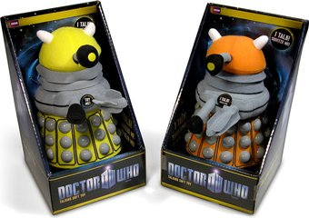 Doctor Who Plush Gift Set