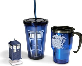 Doctor Who Gift Set 3