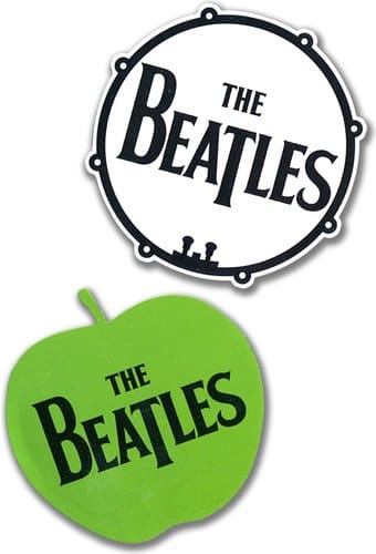 Beatles Magnet Set 5