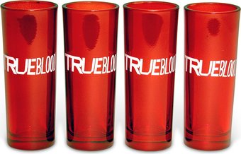 True Blood Shooter Gift Set - Set of 4