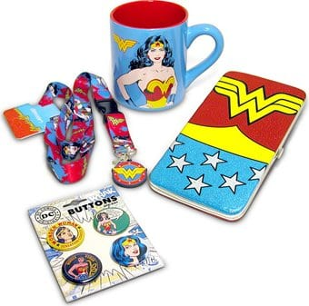 DC Comics - Wonder Woman Gift Set 2