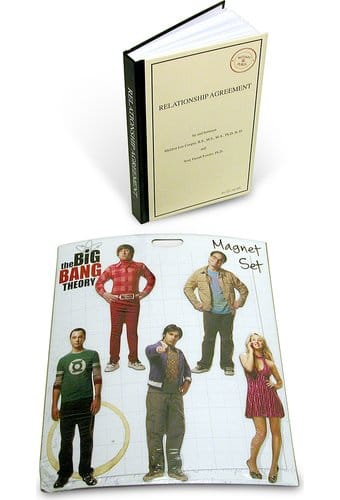 Big Bang Theory Gift Set 6