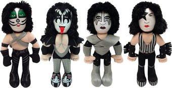 "KISS - Love Gun Band Members Plush 12"" Doll"
