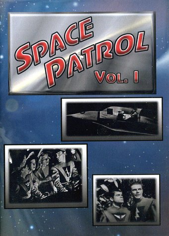Space Patrol - Volume 1: 4 Episode Collection
