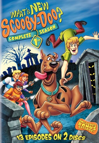 Scooby-Doo: What's New? Scooby-Doo - Complete 1st