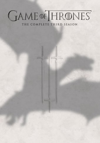 Game of Thrones - Complete 3rd Season (5-DVD)