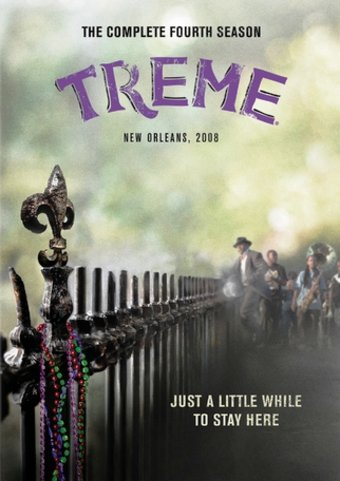Treme - Complete 4th Season (2-DVD)