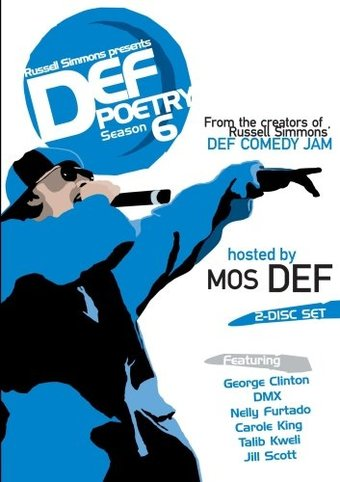 Russell Simmons Presents Def Poetry - Season 6