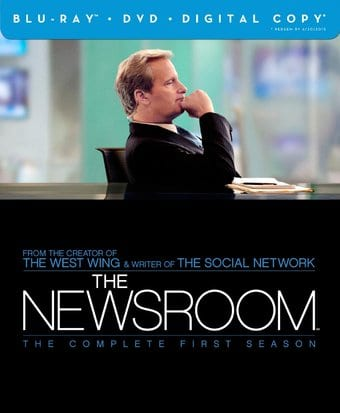 The Newsroom - Complete 1st Season (Blu-ray)