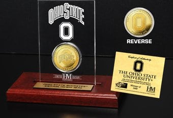 University Logo Coin - Ohio State University: