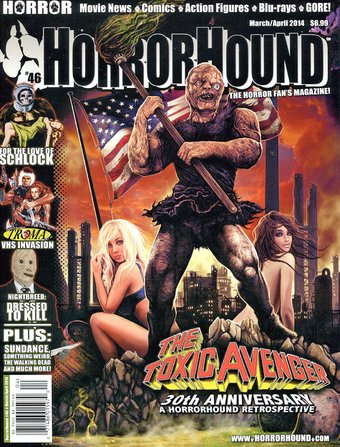HorrorHound #46