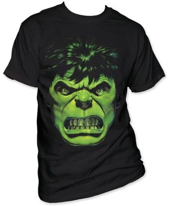 Marvel Comics - The Incredible Hulk: Angry Face