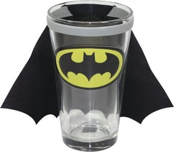 DC Comics - Batman - Caped 16 oz. Pint Glass