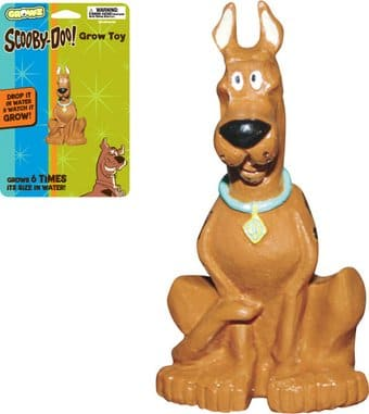 Scooby Doo - Grow Toy