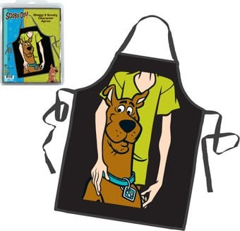 Scooby Doo - Shaggy & Scooby Character Apron