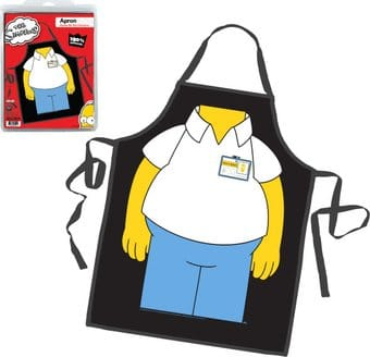 The Simpsons - Homer Character Apron