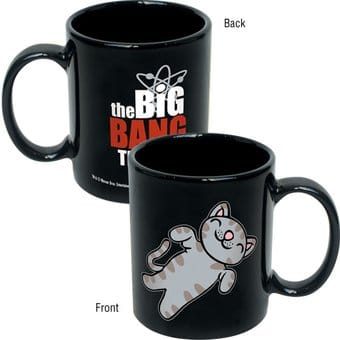The Big Bang Theory - Soft Kitty 11 oz. Ceramic